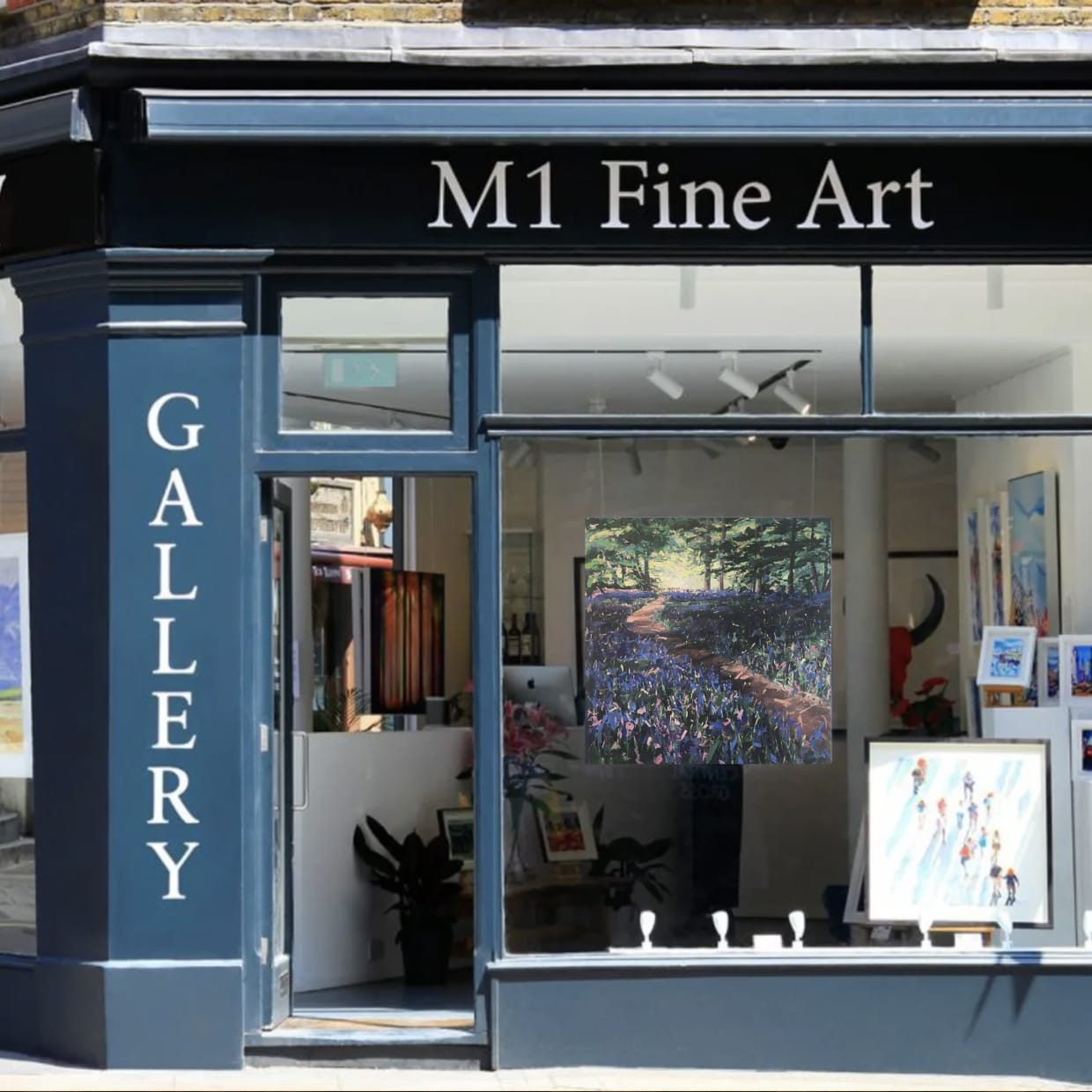 Welcome to M1 Fine Art
