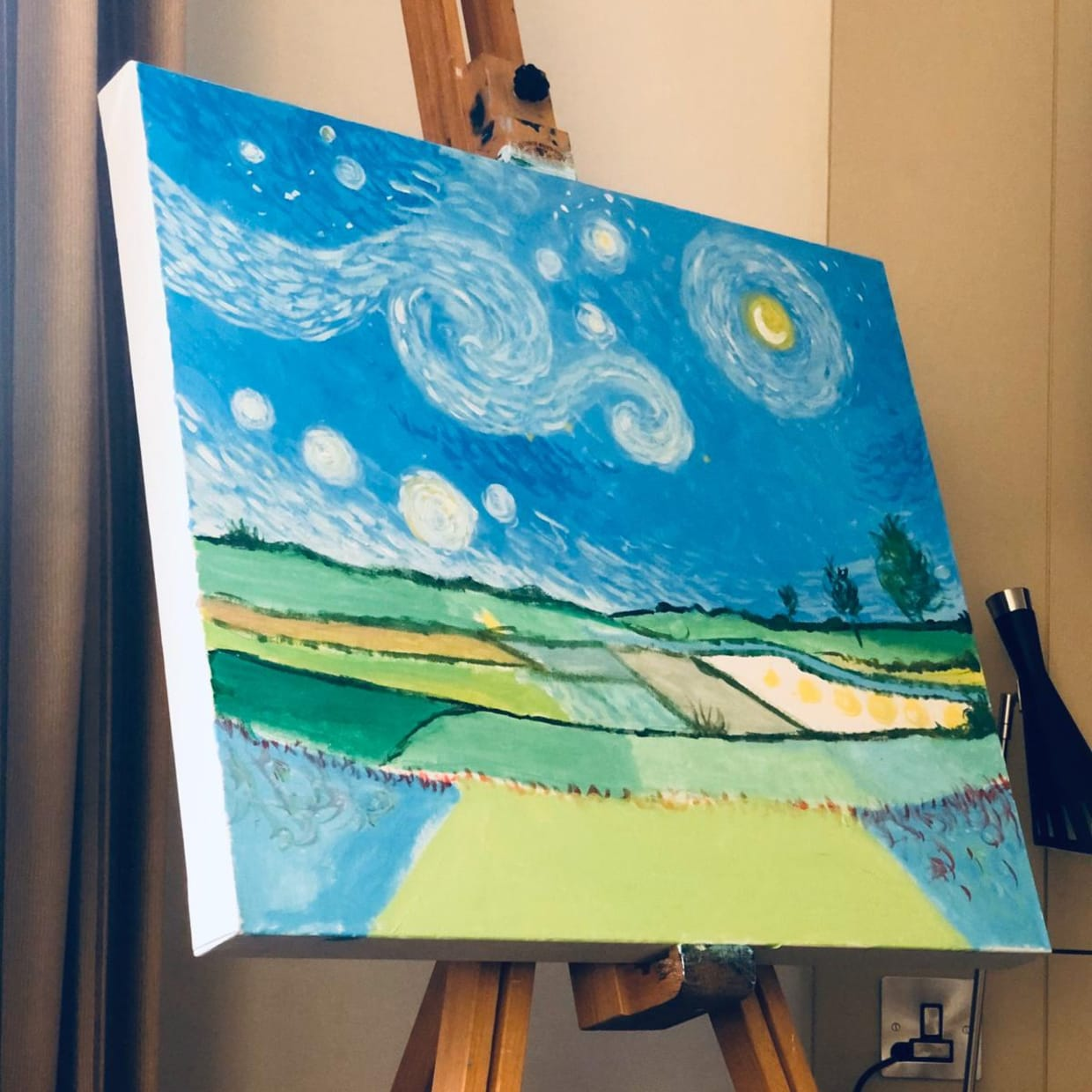 Van Gogh Commission