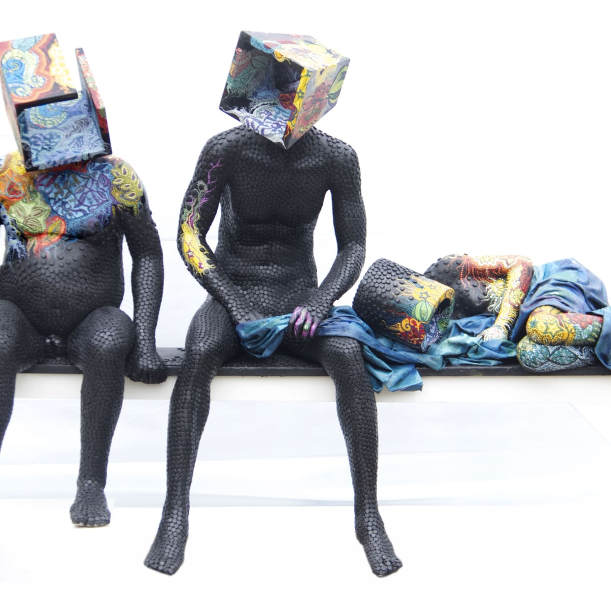 Womanscape feature 'Nigerian Artist Péju Alatise: The Rebellious Act of Freedom'