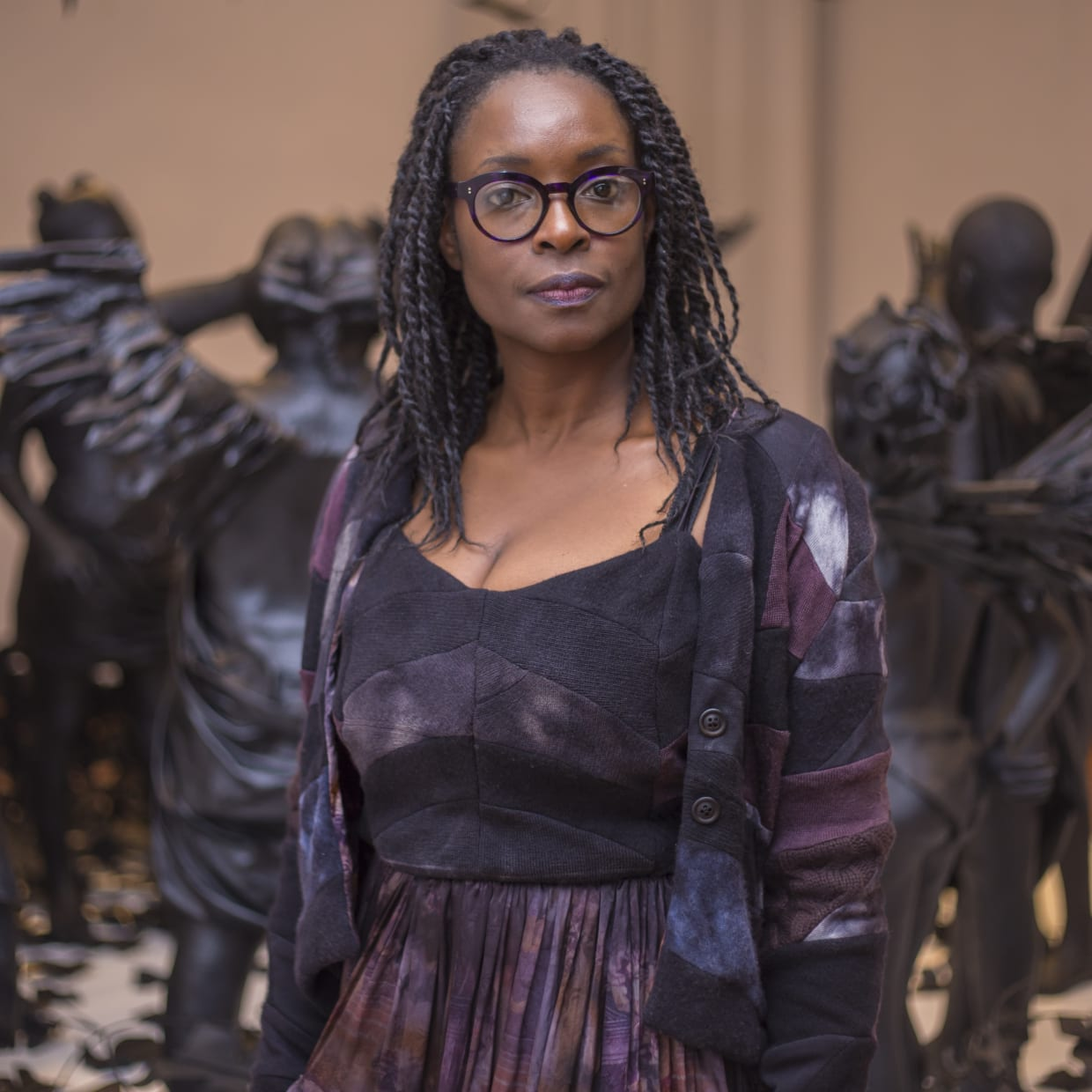 'A night with Peju Alatise' by Black Creators Matter at Sulger-Buel Gallery