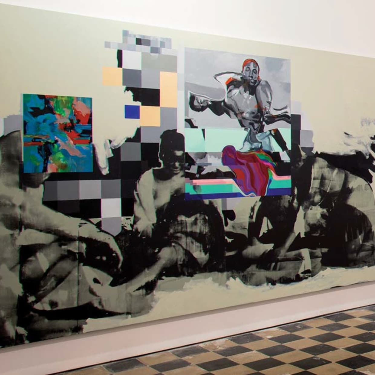 Diptyk 'In Venice, a contrasting African presence'