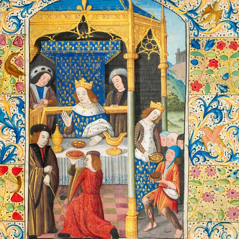 ヨーロッパの特権階級:中世の魅力