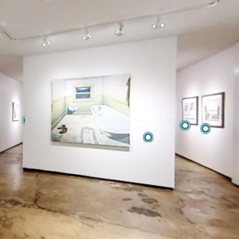 [Virtual] Tour The Current Exhibition, Visit Studio111:Collective Inspiration Online!