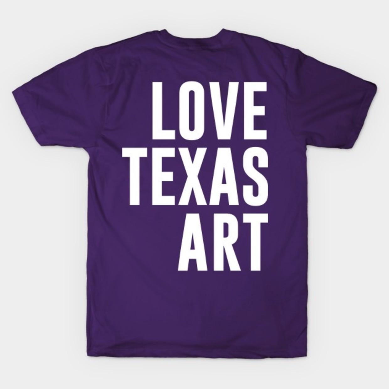 Artspace111 Merch, Love.Texas.Art