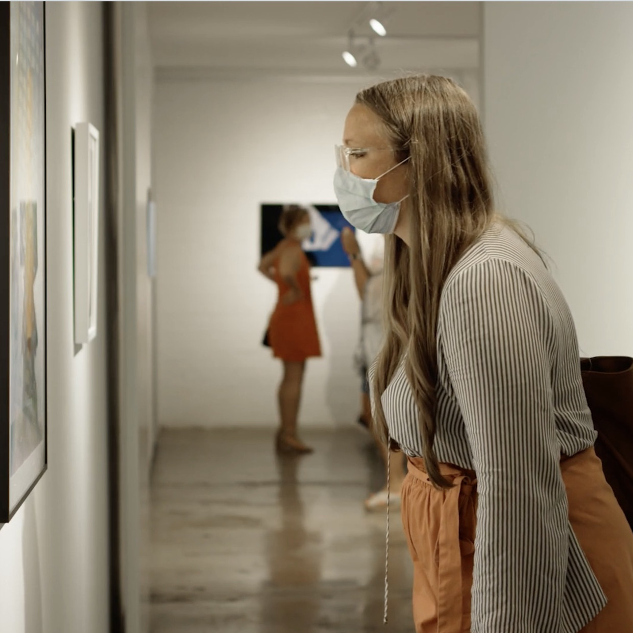 Texas Juried Exhibition, Video by Make Something Beautiful
