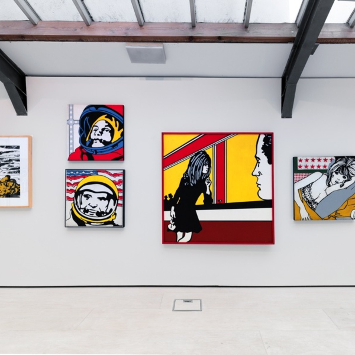 Cecilia Brunson Projects Founded in 2013, Cecilia Brunson Projects (CBP) is a gallery based in Bermondsey, London. The gallery exclusively...