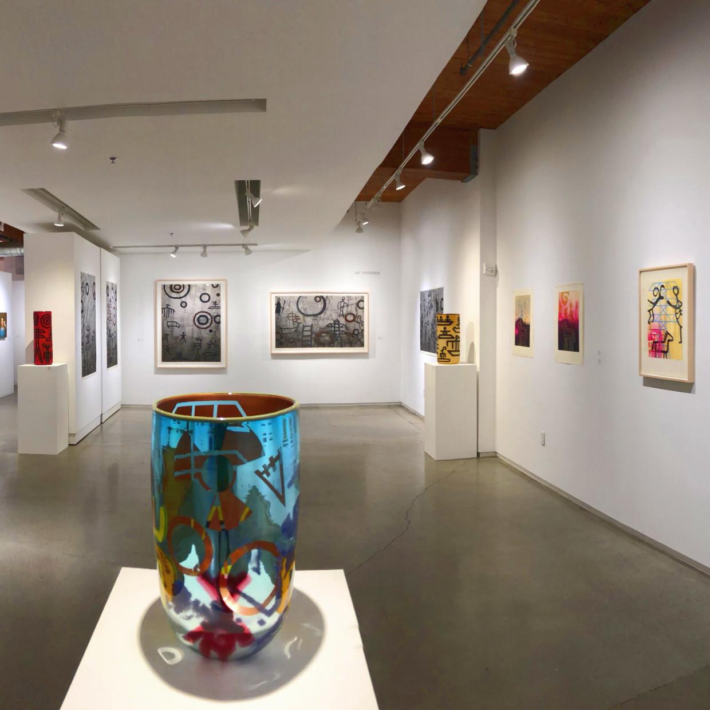 Froelick Gallery Winter Recharge