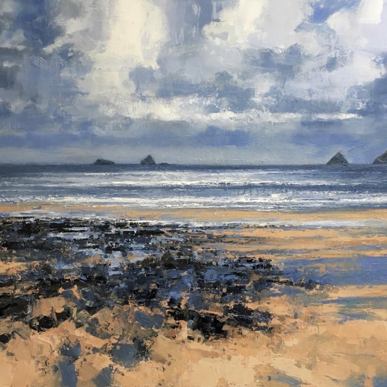 John Brenton New paintings