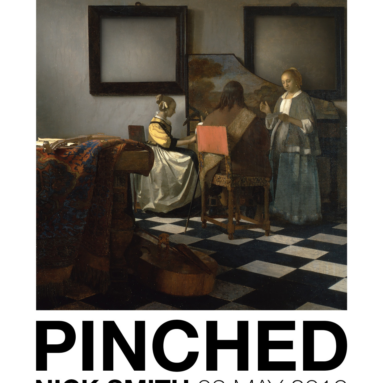 Forthcoming Exhibition: Pinched Nick Smith