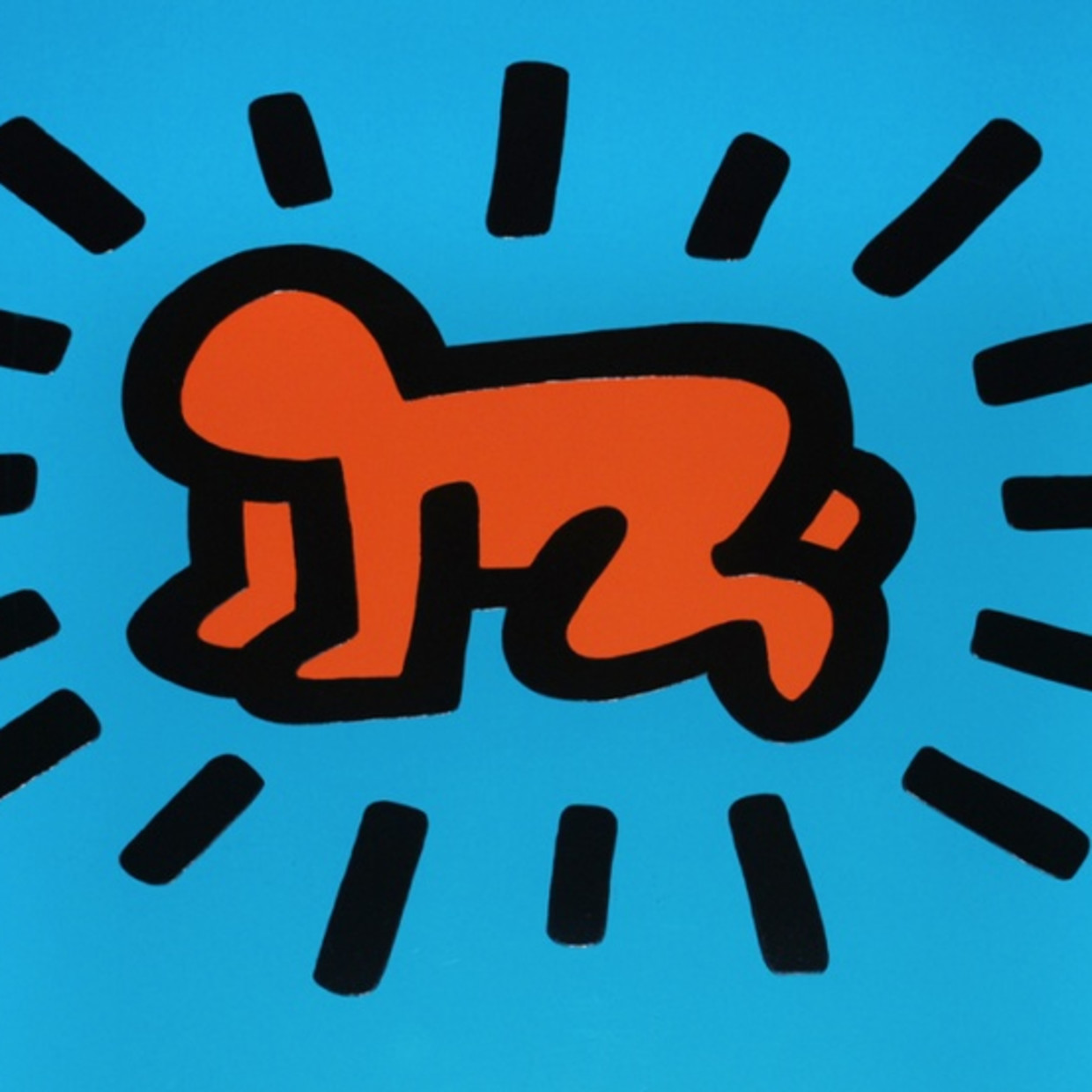 Current Exhibition: ICON Keith Haring