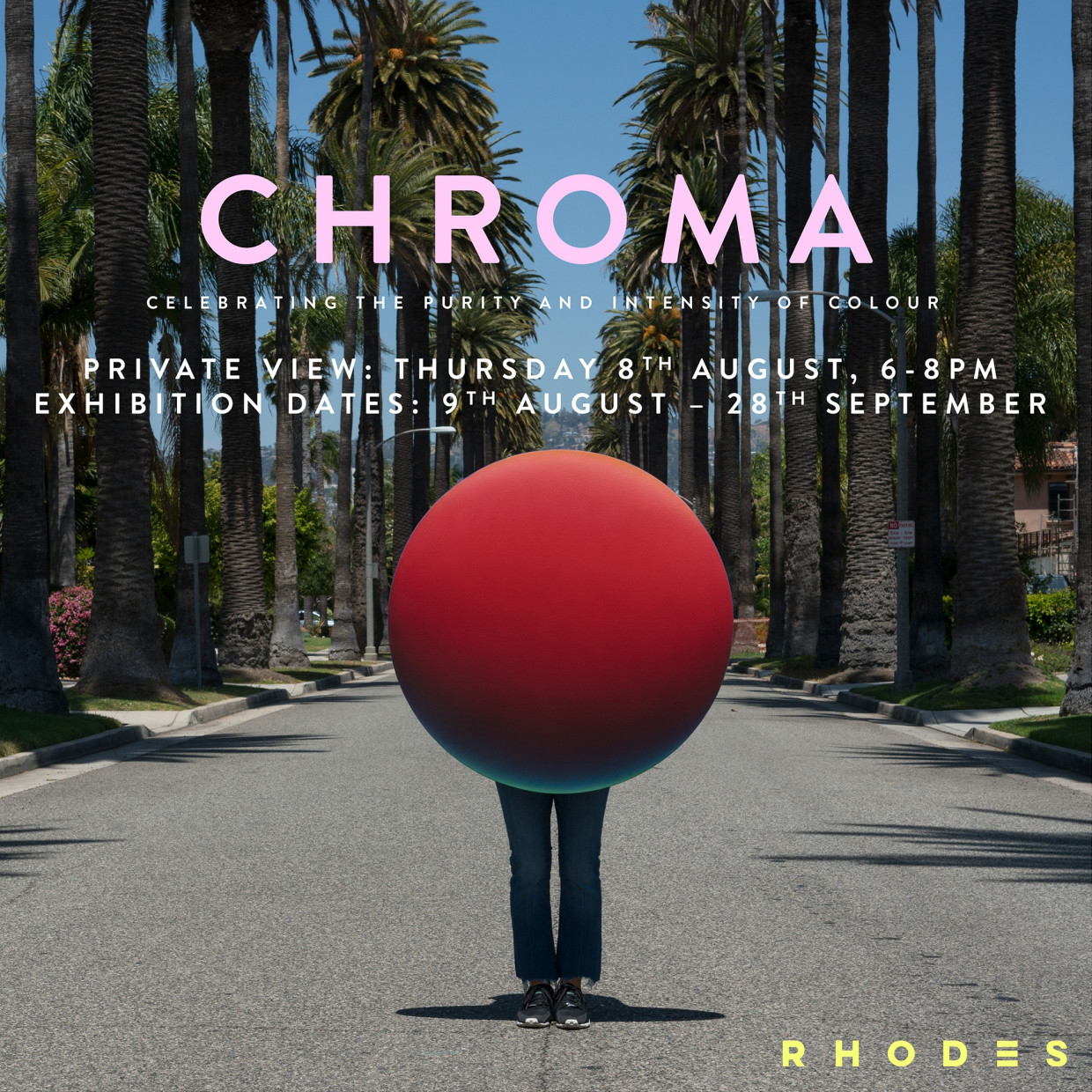 CHROMA Summer Group Show