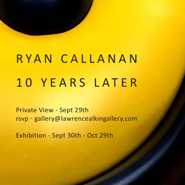10 Years Later: Ryan Callanan