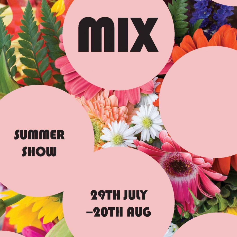 MIX: Summer Group Show 2016