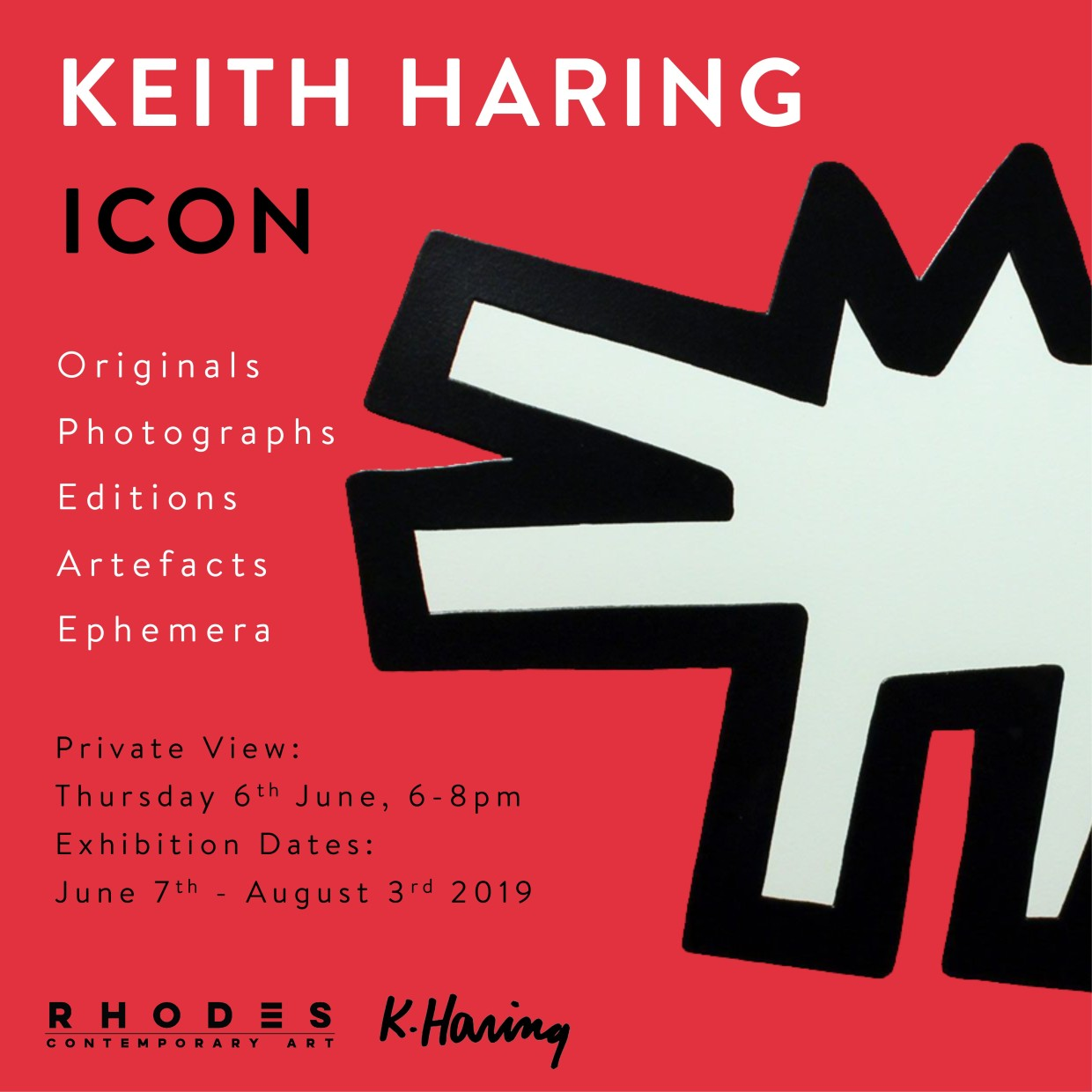 Keith Haring: ICON