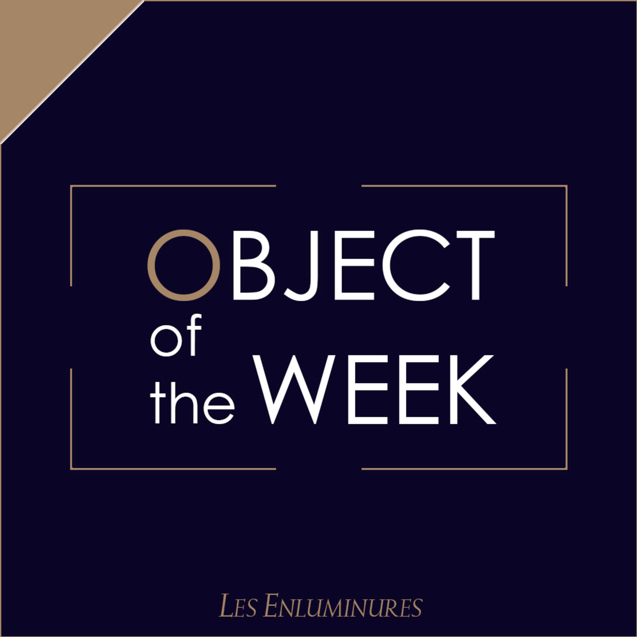Object of the Week