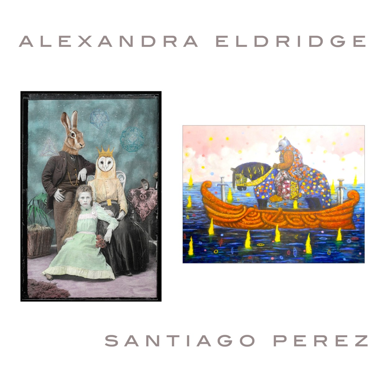 A Kinship With All Things Alexandra Eldridge + Santiago Perez