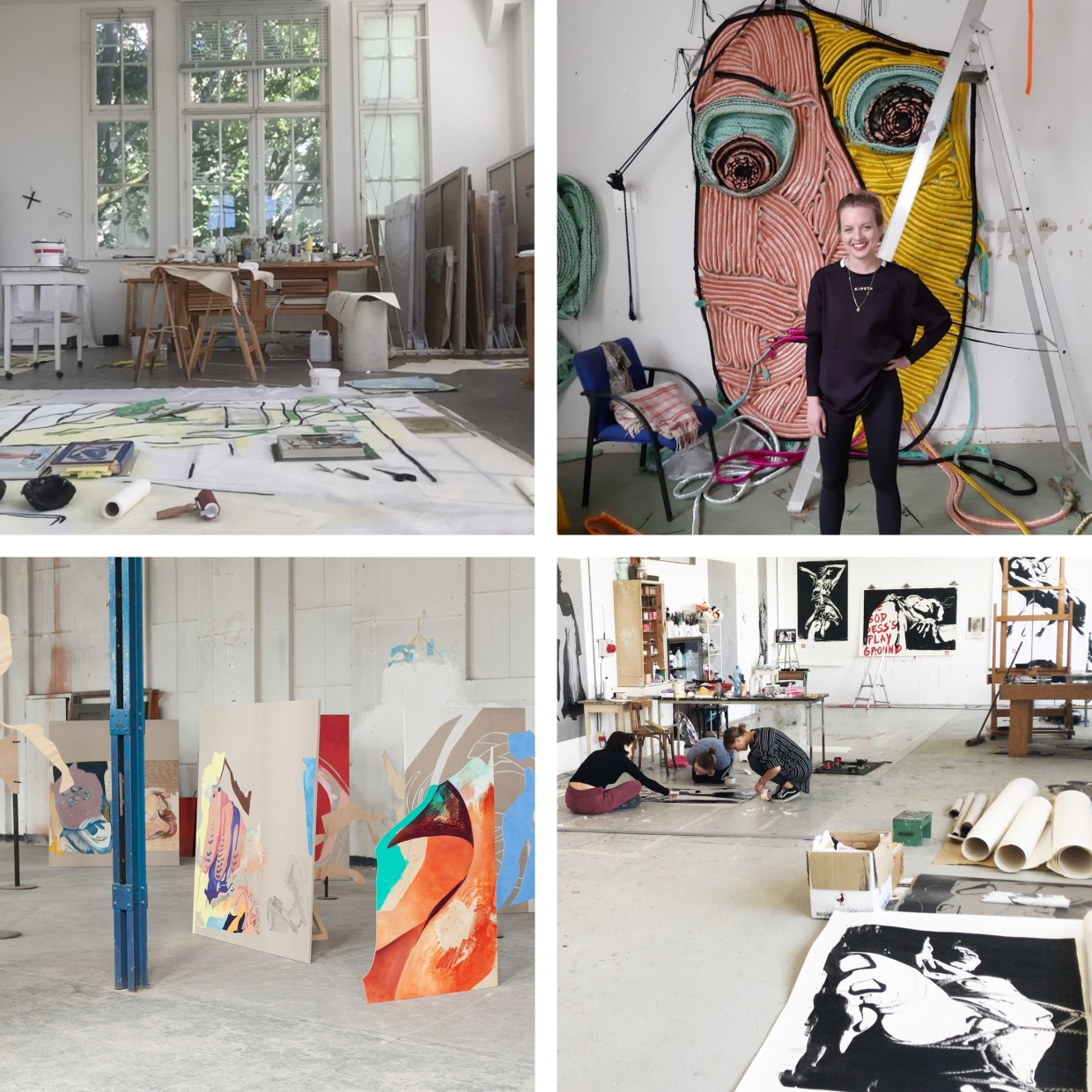 Click here for the studio visits