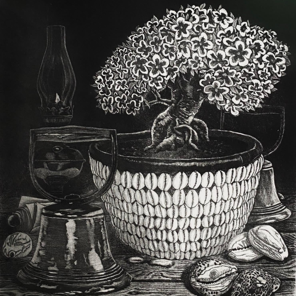 New Work by the RE: Printmakers During Lockdown