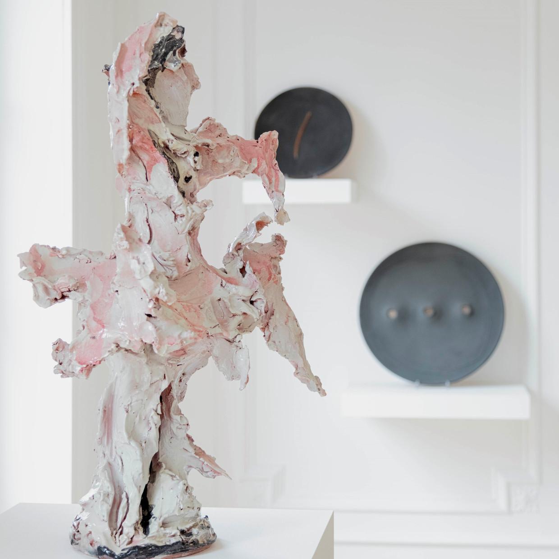 FONTANA CERAMICS IN PARIS, A Private Exhibition of Lucio Fontana's Pioneering Ceramics
