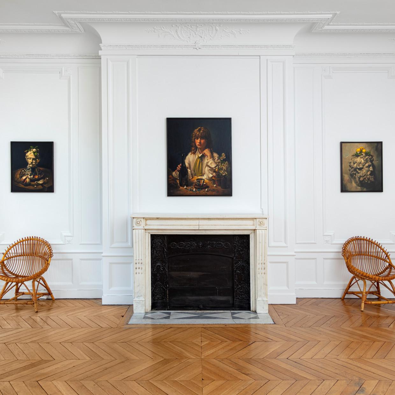 Stephen Appleby-Barr, New Work in Paris
