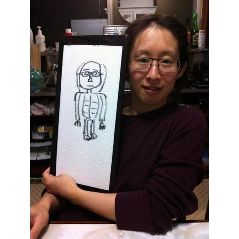 artist Lieko Shiga Born in 1980 in Aichi. Lieko Shiga left her studies at the Photography Department of Tokyo Polytechnic...