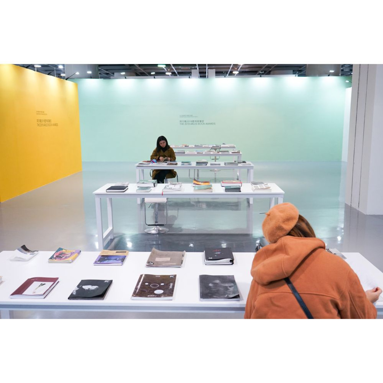 THE 2020 BOOK AWARDS The Rencontres d'Arles Book awards were created in order to support the swift growth in the...