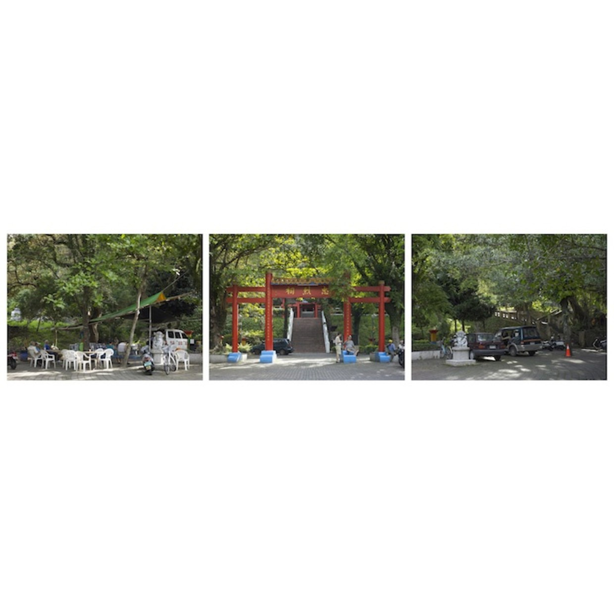 Liang-Pin Tsao Martyrs' Shrine Project Harkening back to the historical periods in Taiwan, through the experiences of the Dutch-Spanish Period,...