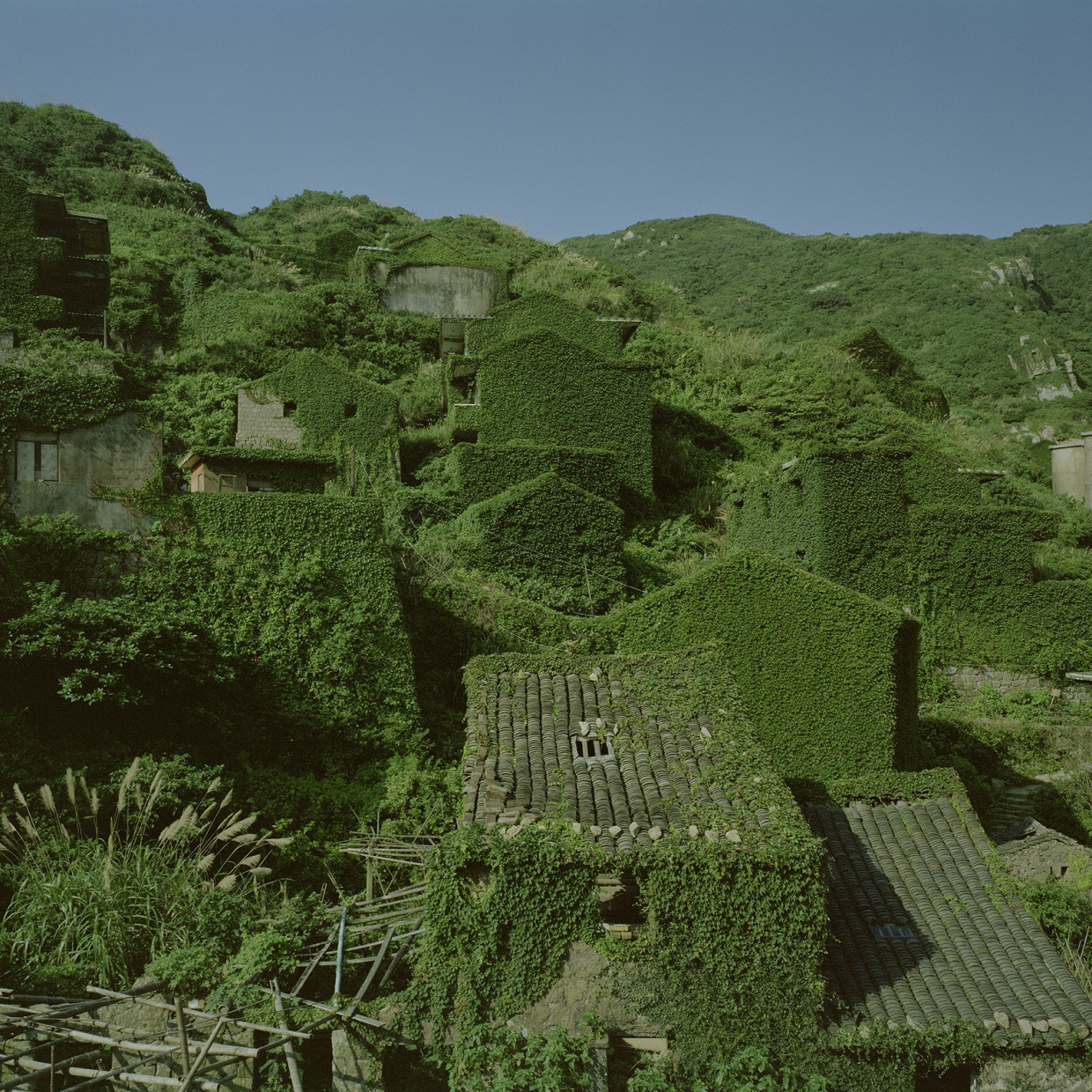 Guo Guozhu Villages Trapped in Time Proposer :Zeng Han
