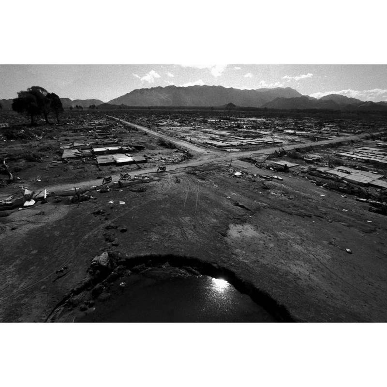 Soulscape Road Oscar Motuloh Curator : Bérénice Angremy Photographing the disasters is one of the missions of photojournalism since the...
