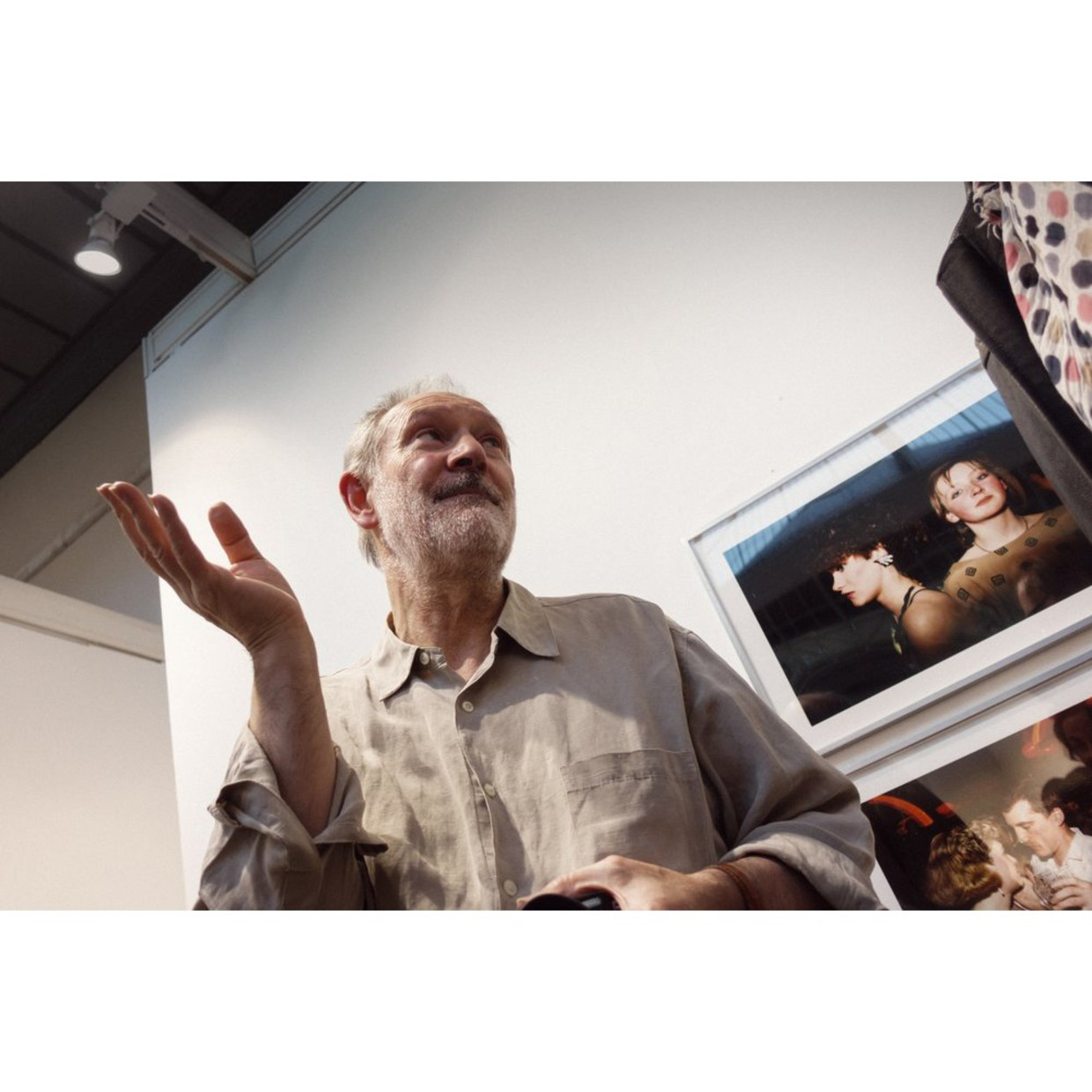 Photographer TOM WOOD Born 1951, County Mayo, Ireland. Lives and works in North Wales. Tom Wood studied Fine Art at...