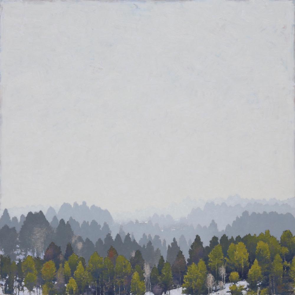 Jared Sanders   Earth, Man and Sky