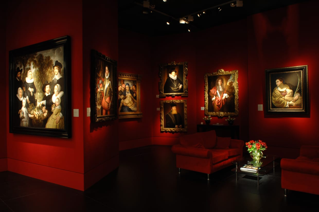 TEFAF Maastricht <br> 16 to 24 March 2019
