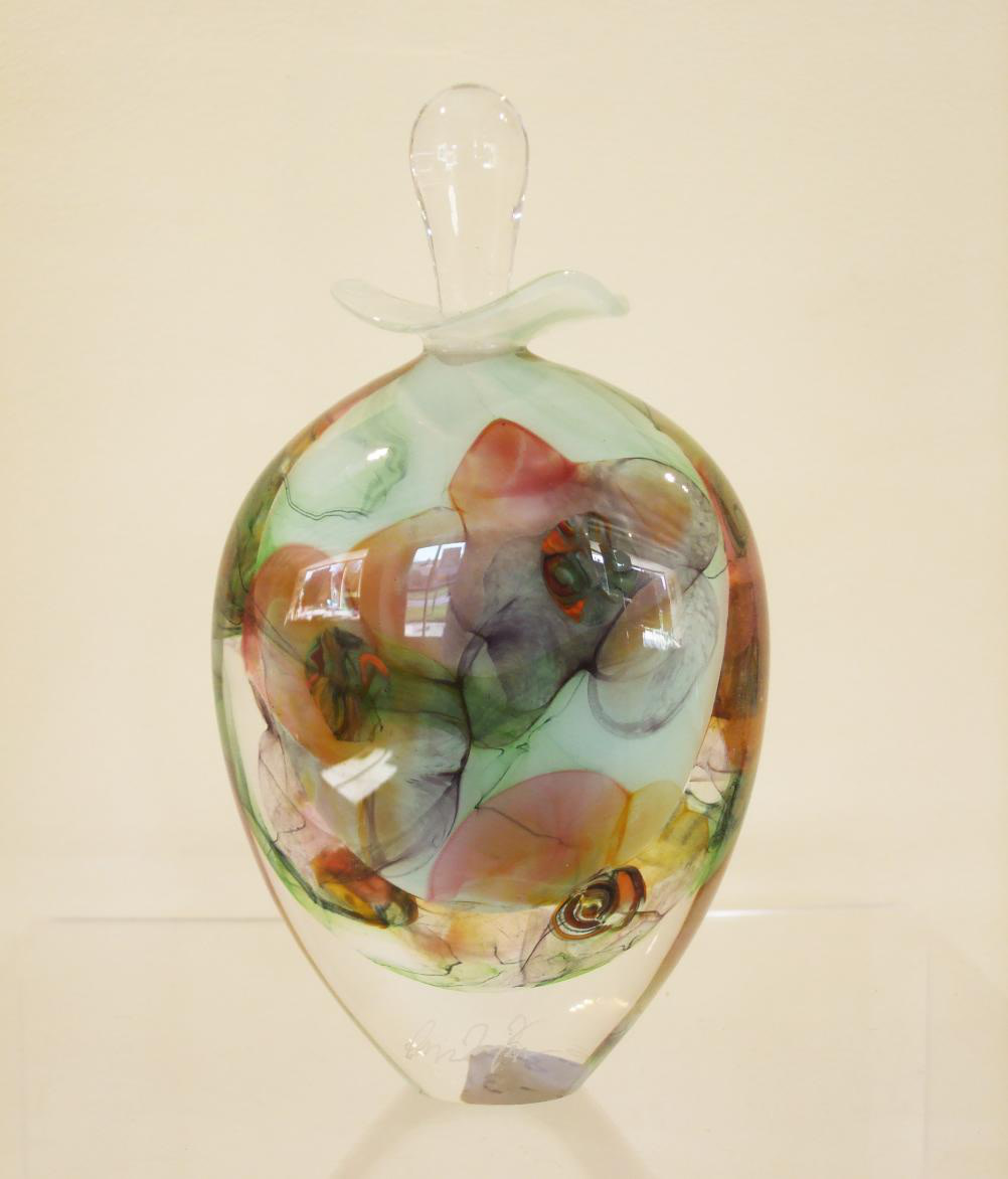 Floral - Perfume bottle