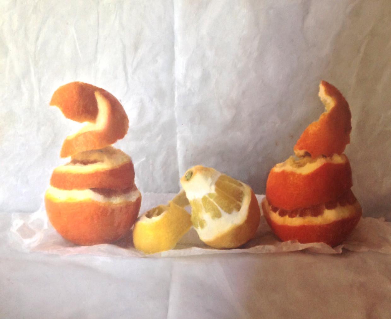 Seville oranges and Andalucian lemon I