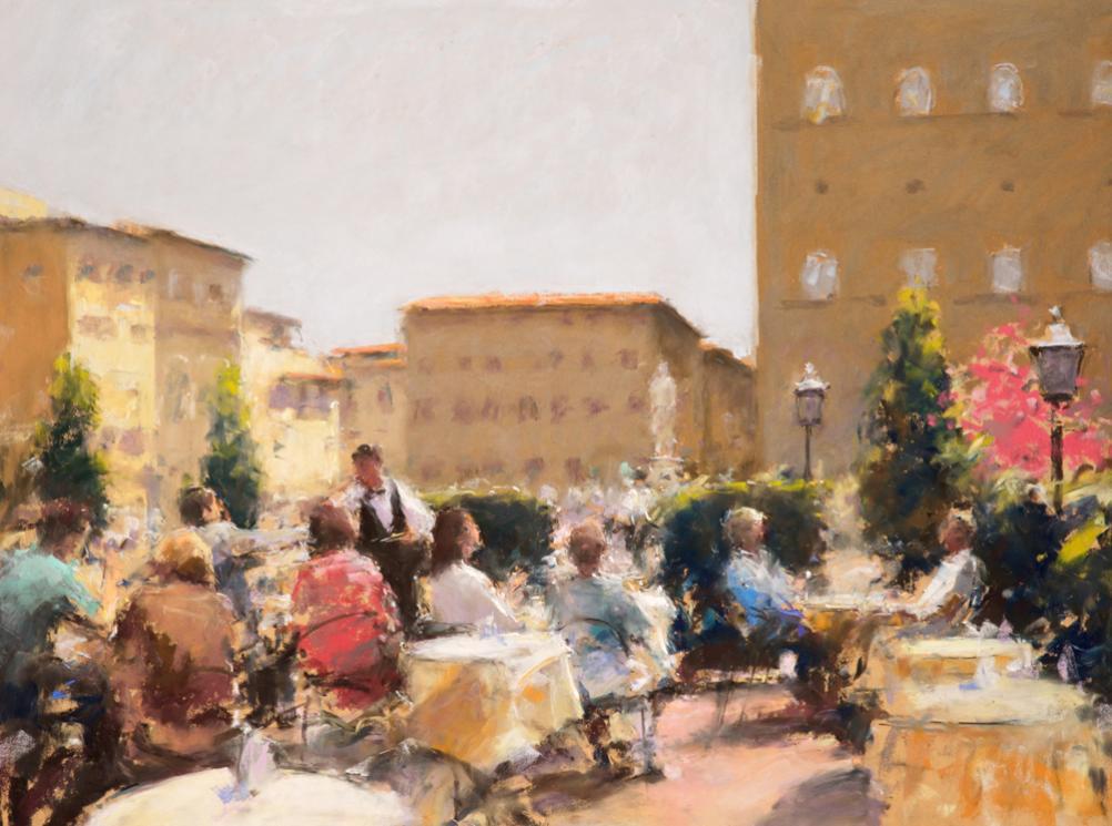 Cafe David, Florence