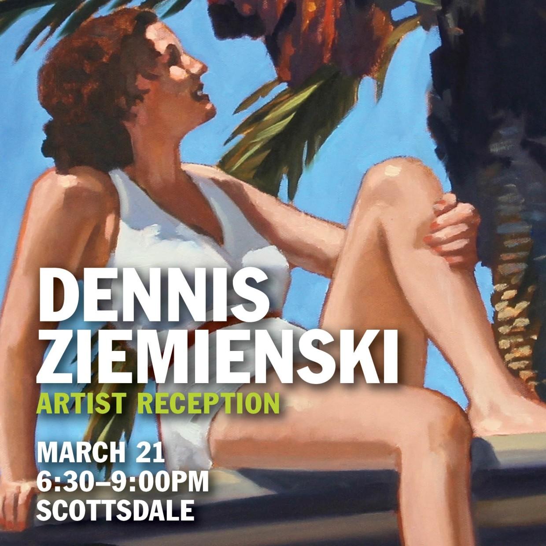 Dennis Ziemienski, Poolside