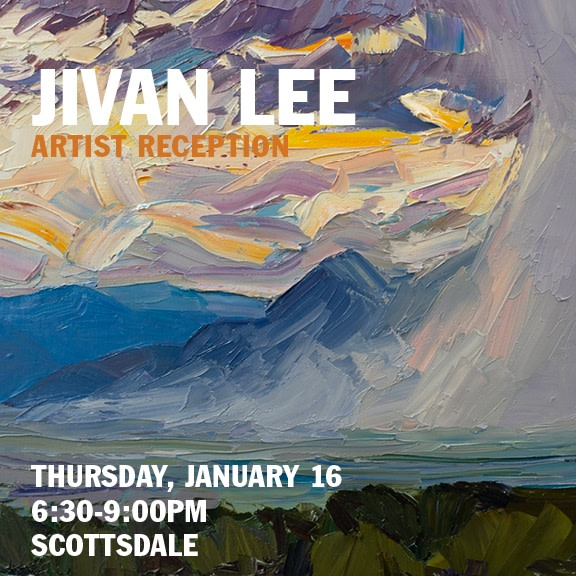 Jivan Lee Artist Reception