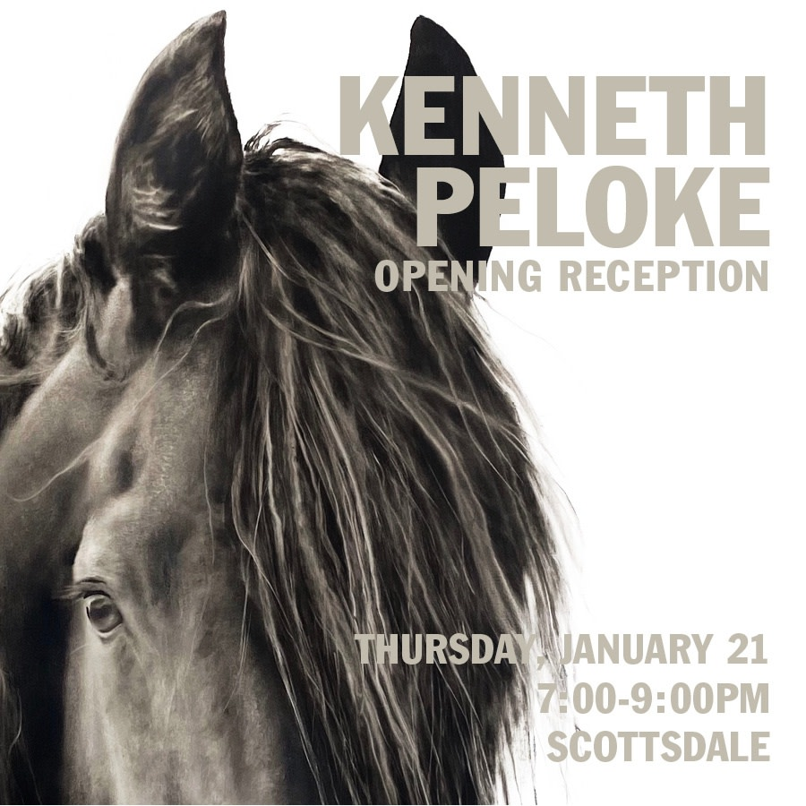 Kenneth Peloke Exhibition