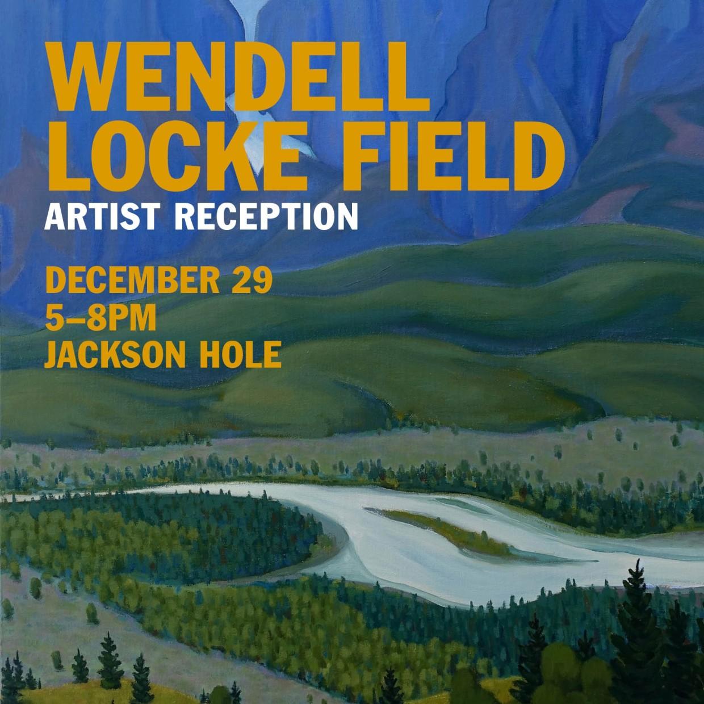 Wendell Locke Field | New Work
