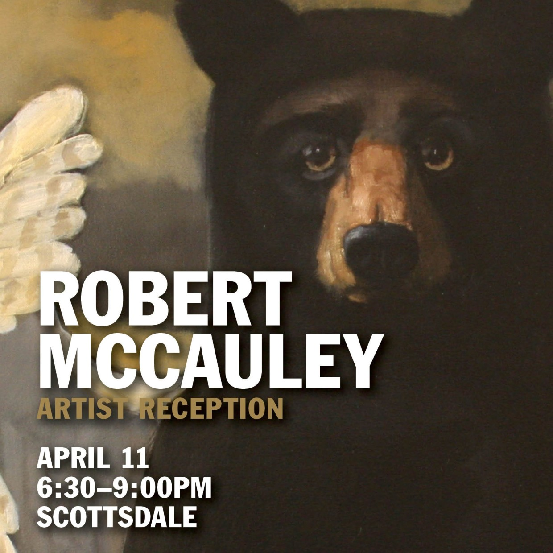 Robert McCauley, Diorama Glass
