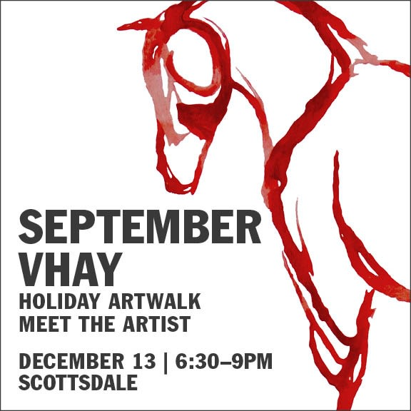 September Vhay Red Horse Show Reception