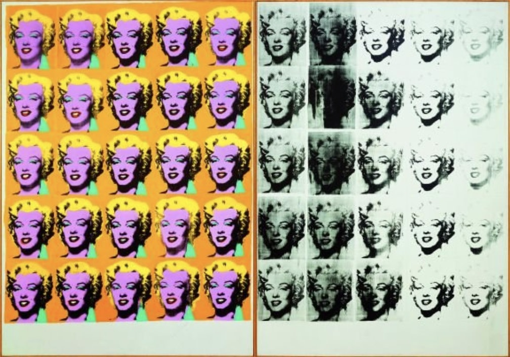 Andy Warhol at the Tate, London
