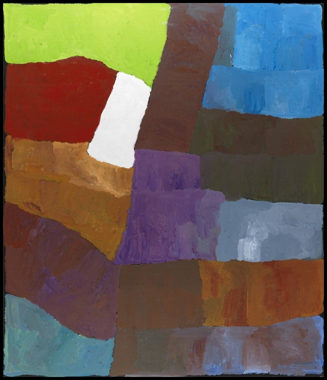 Kudditji Kngwarreye: My Country