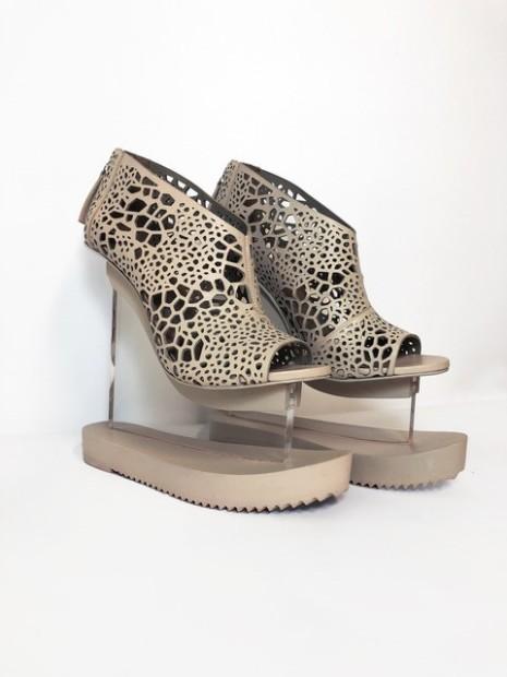 Iris van Herpen, Aero Shoes , 2016