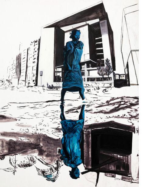Rob Visje, Reflection International - II, 2019