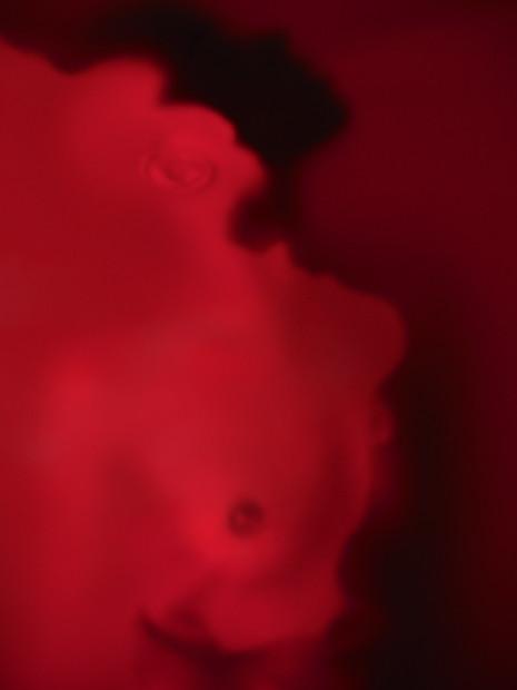 Carli Hermès, Distortion - Red Cloud, 2018