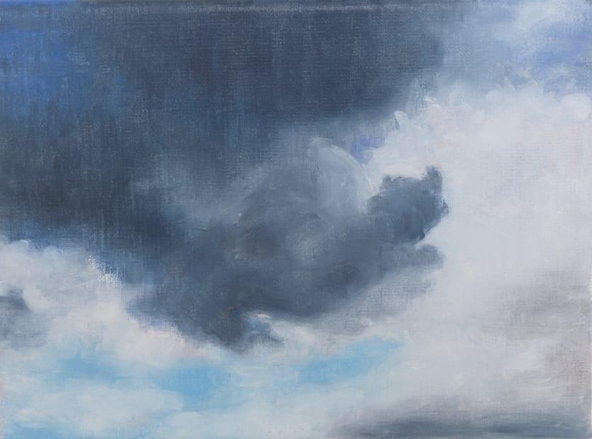 Dalila Dalléas Bouzar, Untitled #1, série Ciel , 2019
