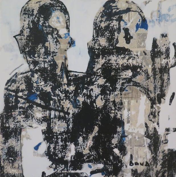 Armand Boua, Les môgôs de Djamtala #4, 2019