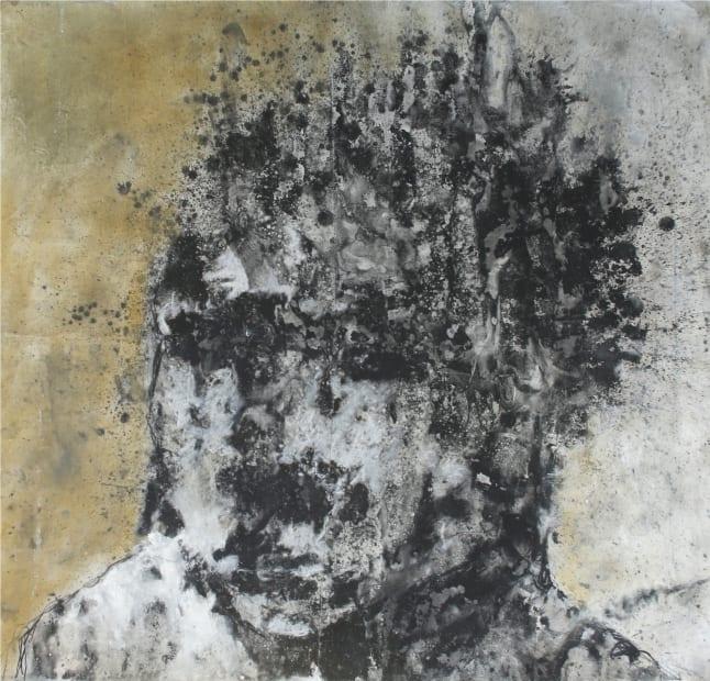 Sadikou Oukpedjo, Figure #2, 2018