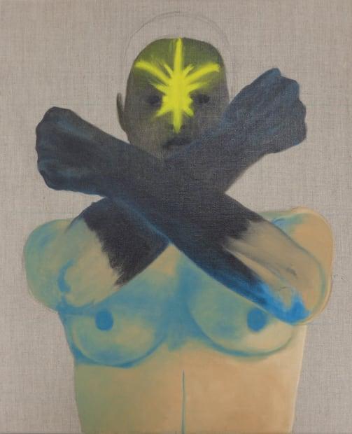 Dalila Dalléas Bouzar, Untitled #5, série Ma demeure, 2019